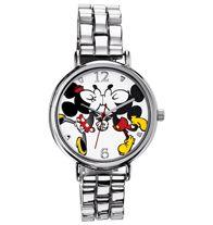 #Disney Sweet Smooch Watch with #Mickey & #Minnie - Reg. $32.99 Sale $24.99 SAVE 24%!
