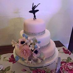 Pastel de bailarina
