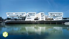City preview – Vienna Architecture - Residential Building Spittelauer Laende 10