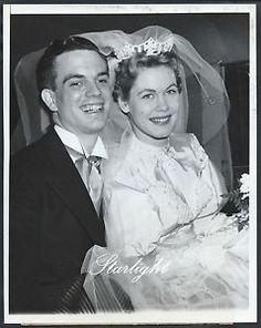 If you were born in 1954, that was the same year Robert Montgomery gave his daughter Elizabeth Montgomery away in marriage to Frederick Gallatin Cammann in a high society wedding in NYC.