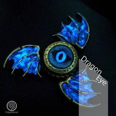 Check out this item in my Etsy shop https://www.etsy.com/hk-en/listing/521206682/edc-metal-fidget-spinner-luminous-dragon