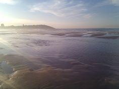 Un buen día en la playa de San Lorenzo de Gijón