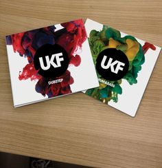 UKF - Drum & Bass and Dubstep 2012.