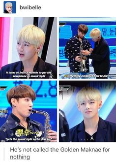 lol Taehyung's face | He'll be able to play the saxophone line for Dope in days