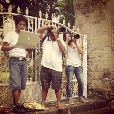 Photographer in action! yeaaaaaa