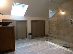 douche l 39 italienne sous combles montrez nous votre douche l 39 italienne salle de bains. Black Bedroom Furniture Sets. Home Design Ideas