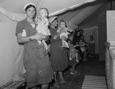 The entirety of the camp covered almost 65 square miles (170 square kilometers). While the UK's Middle East Relief and refugee Administration set up the fund, the country had few resources to spare the refugees and turned to the United Nations