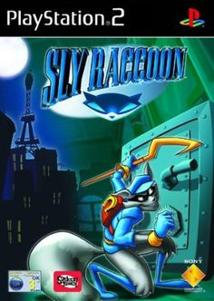 Sly Racoon (PS2):Amazon:PC & Video Games