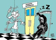 LA VIGNETTA DEL DÌ Chi dorme non piglia...anime