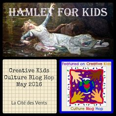 CKCBH May 2016 featuring a lesson on Hamlet