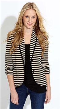Karen Kane Shawl Collar Jacket