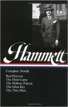 Dashiell Hammett: Complete Novels