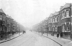 Hollingbourne Road, Dulwich, , c.1910