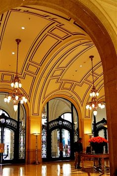 The Palace Hotel, San Francisco