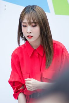 No More Drama, Mamamoo Moonbyul, Black Side, Stars And Moon, Girl Crushes, Rapper, Idol, Leather Jacket, Female