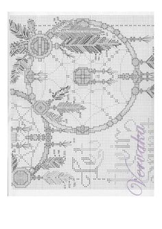 JE.043_Gather your Dreams_4/5 Cross Stitch Books, Cross Stitch Needles, Cross Stitch Designs, Cross Stitch Patterns, Crochet Patterns, Cross Stitching, Cross Stitch Embroidery, Dream Catcher Patterns, Beaded Angels