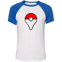 2e1b6ddced425 Unisex Pokemon GO Pokeball Sports Tee Pokemon Go