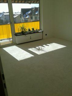 Weißer Teppich in Starnberg verlegt