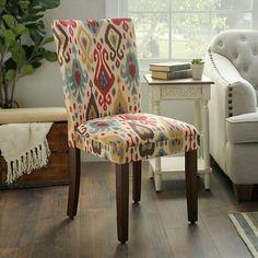 Kirkland's Ikat chair
