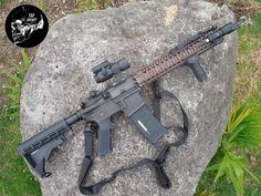 M4 SOPMOD BLOCK King Arms