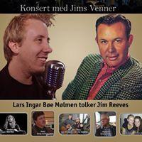 Jim Reeves - konsert med Jims Venner at Rindal kirke, Rindal kommune