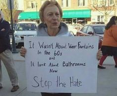 This woman is magnificent! #stopthehate