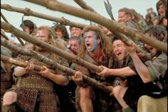 Braveheart is a 1995 epic historical drama film directed by and starring Mel Gibson. William Wallace, a commoner, unites the Century Scots in their battle to overthrow English rule. William Wallace, Mel Gibson, Sophie Marceau, Ganhadores Do Oscar, Brendan Gleeson, Scottish Independence, Movie Facts, Film Facts, Movie Trivia