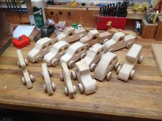Wooden toys for Christmas - by prez @ LumberJocks.com ~ woodworking community
