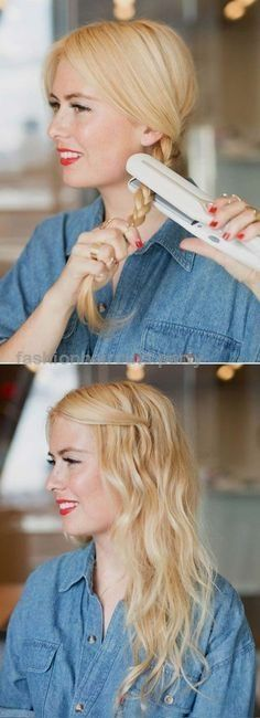 Cool and Easy DIY Hairstyles – 5 Minute Office Friendly Hairstyle – Quick and Ea…  Cool and Easy DIY Hairstyles – 5 Minute Office Friendly Hairstyle – Quick and Easy Ideas for Back to School Styles for Medium, Short and Long Hair ..  http://www.fashionhaircuts.party/2017/05/18/cool-and-easy-diy-hairstyles-5-minute-office-friendly-hairstyle-quick-and-ea/