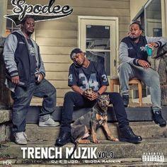 Spodee  Trench Muzik 3 (hosted by DJ E Sudd and Bigga Rankin)