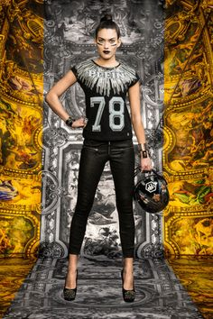 Philipp Plein Pre-Fall 2014 Collection Slideshow on Style.com