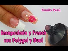 YouTube Polygel Nails, Manicure Y Pedicure, Natural Nails, Nail Art, Youtube, Gorgeous Nails, Sculpted Nails, Nail Art Designs, Toe Nail Art