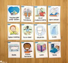 Ord- og bildekort: en gavepakke for TPO Chinese English, Japanese, Baseball Cards, Barn, Comics, Learning, Languages, Poster, Idioms