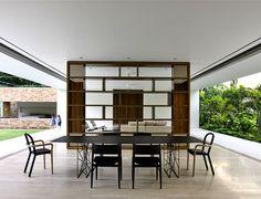 KAP House – Modern Tropical Living by ONG&ONG