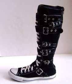 Austin Crafts and Gifts. Knee High SneakersKnee High ConverseCool ... dee2334a6