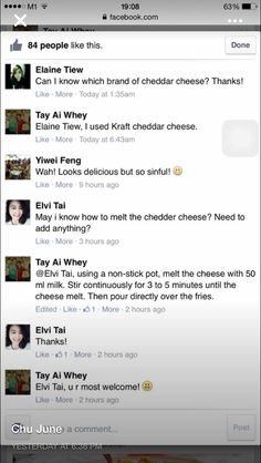 KFC Cheese Fries recipe part 2