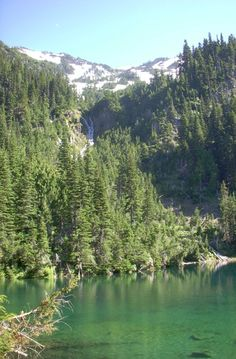 PJ Lake (1.8 mi roundtrip, Olympics - North)