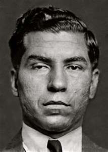 "Charles ""Lucky"" Luciano - (Masseria, Luciano) Genovese Family Boss - Love Mobsters"