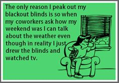 Blackout Blinds #3dayblinds