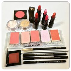 Dior Shiseido Bobbi Chanel Lancome