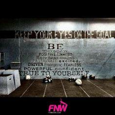 #FITNWORK #MOTIVATIONS #INSPIRATION #WORKOUT