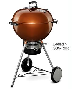 Master-Touch GBS Special Edition 57cm Copper (14502904)        Weber Special Winter Edition 2016       Produktinfo     Der Kugelgrill-Klassiker für noch mehr Genussvielfalt: Als Allround-Talent sorgt der Master-Touch® GBS ®  für...