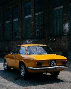This Imported 1968 Giulia GT Junior Can Be Yours - Petrolicious