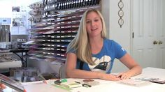 Triple Step Stamping Video Tutorial - featuring Stampin' Up! products