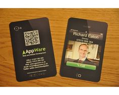 appware 70 Creative And Innovating Business Card Designs You Must See