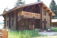 """Компания """"Норвежский дом"""" разрабатывает проекты деревянных домов в стиле """"ШАЛЕ""""…"""