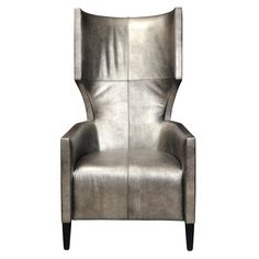 Exceptionnel Stanley Friedman Wingback Chair