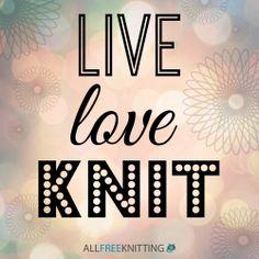 Live, Love, Knit