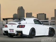 Spoon Sports Kitted 2007 Honda S2000