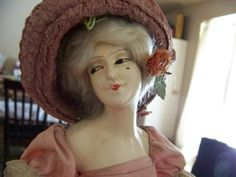 Antique Boudoir Dolls for Sale | ... by Diane Gilkerson on Dressing Table Dolls…